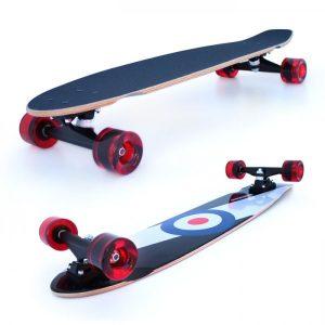 Trendy longboards!