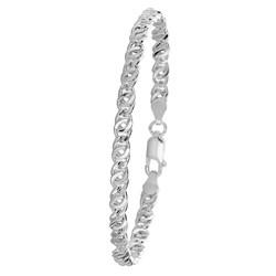 Een zilveren armband aanschaffen doe je goedkoper online!